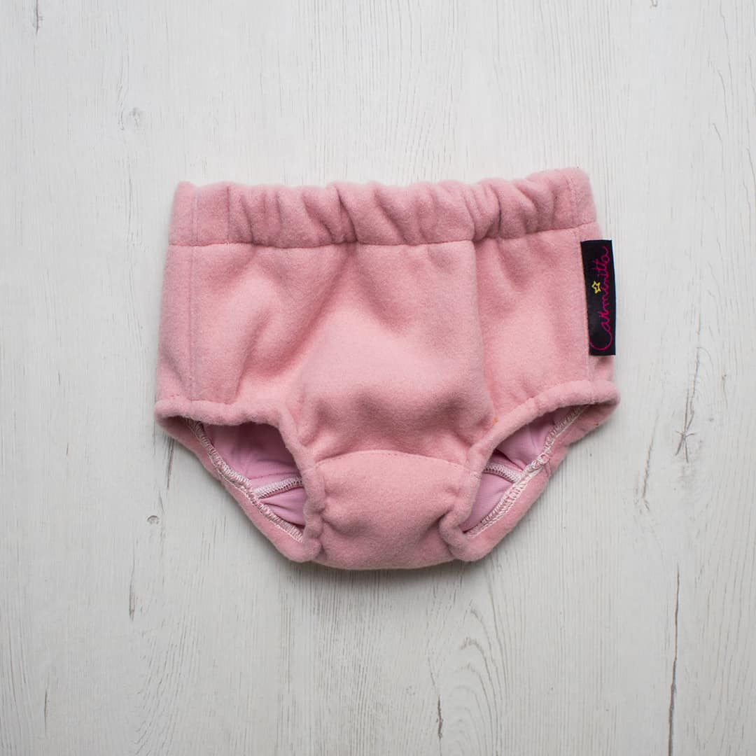 culotte rosa muflón