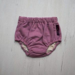 culotte rosa punto