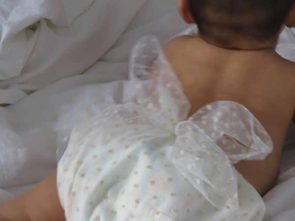 culotte bautizo