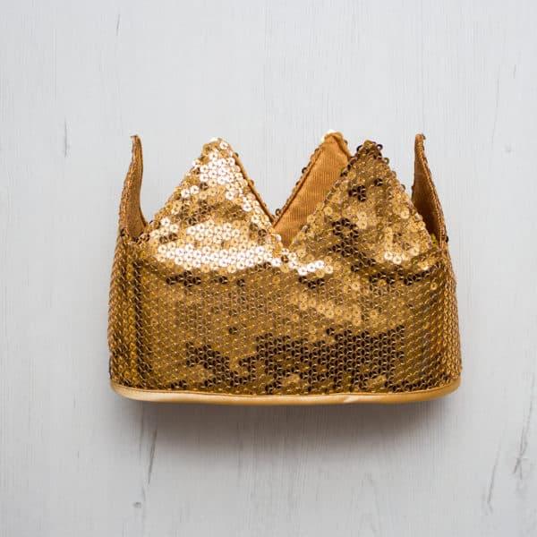 corona dorada