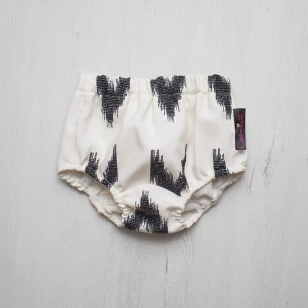 culotte algodón