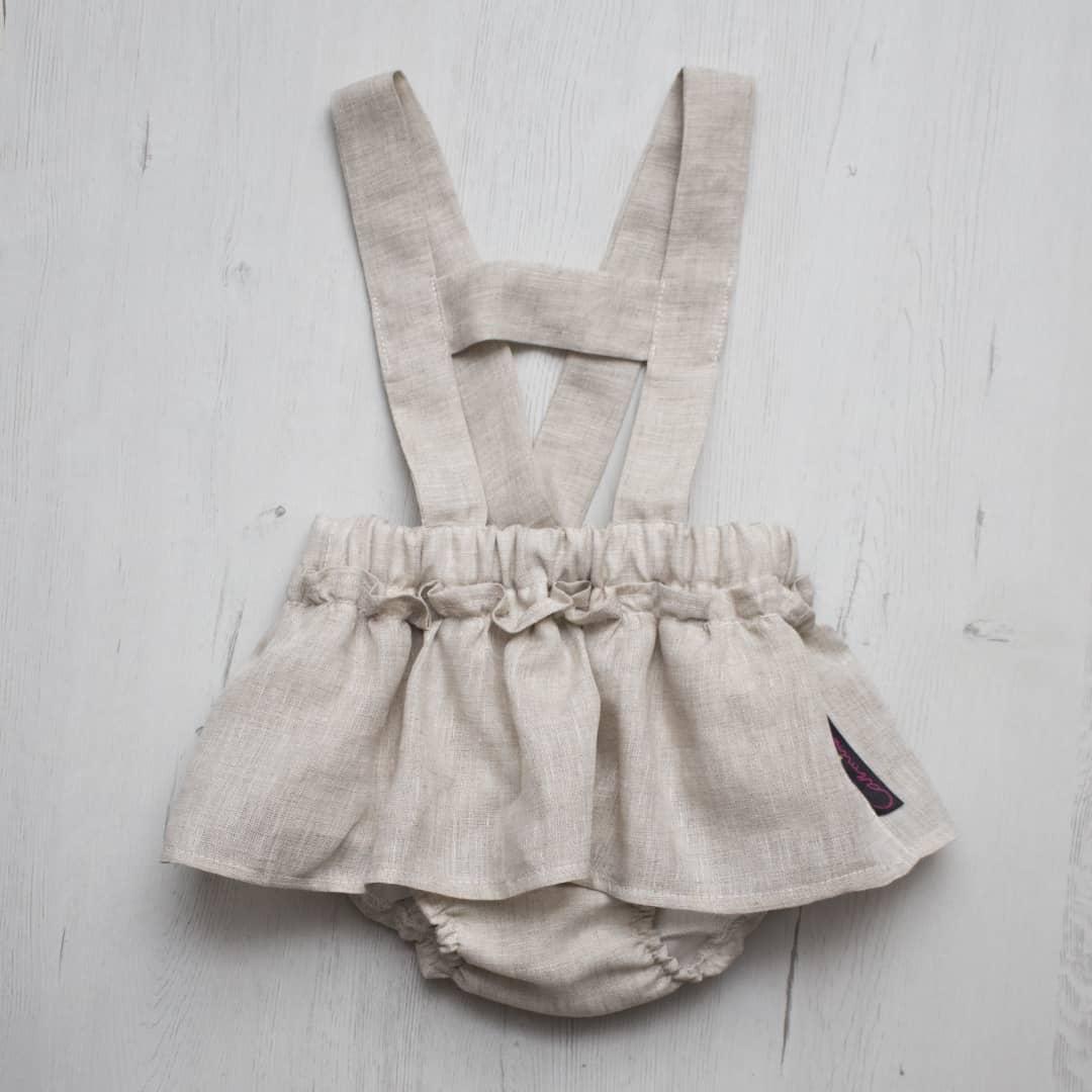 ranita lino dress