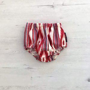 culotte rojo