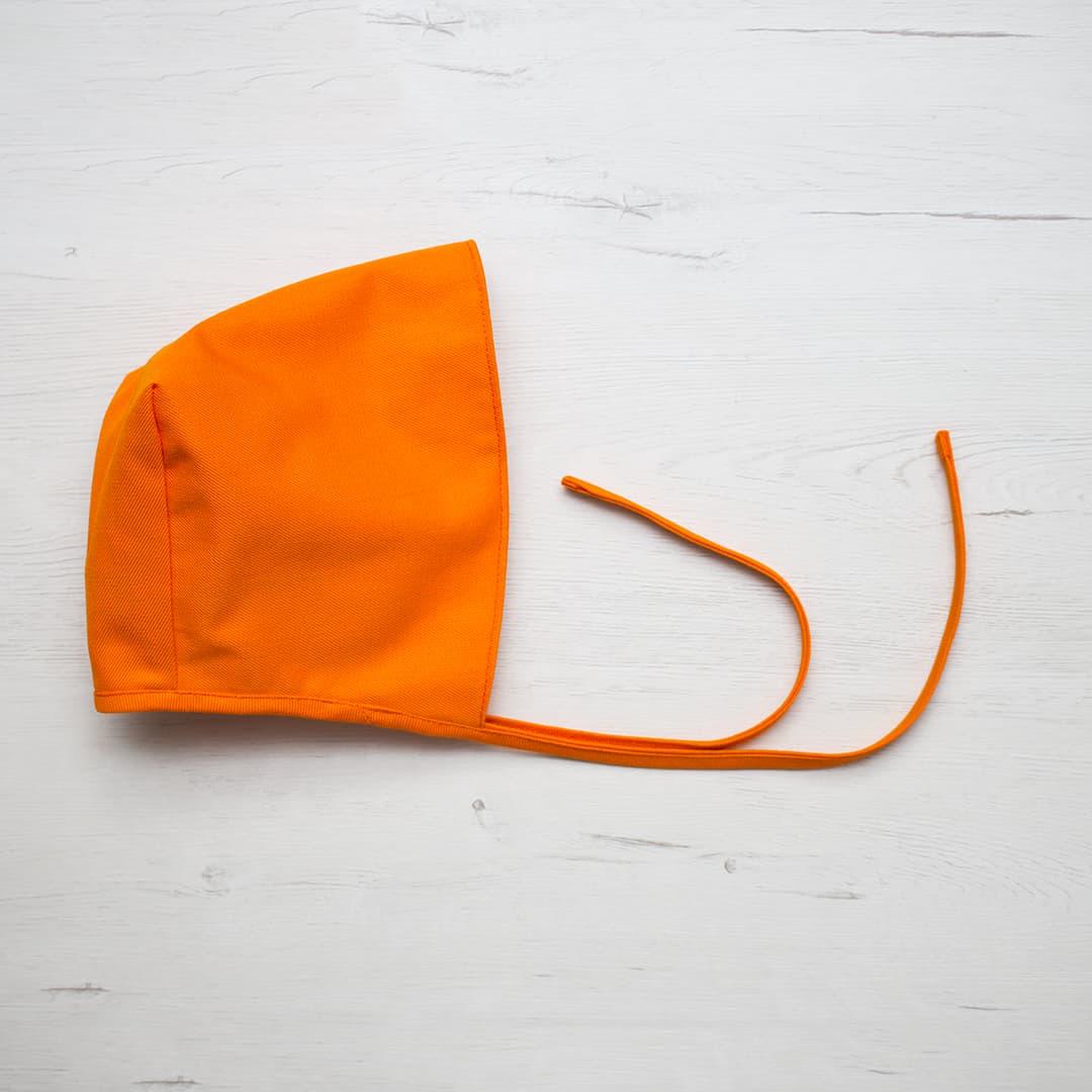 capota naranja