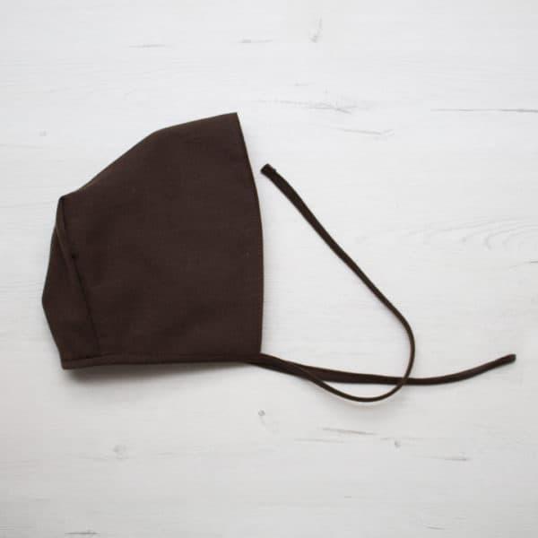 capota marrón