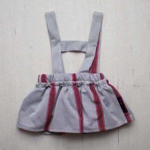 culotte falda