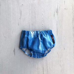 culotte azul