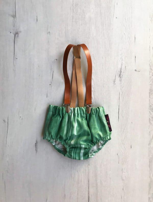 culotte verde