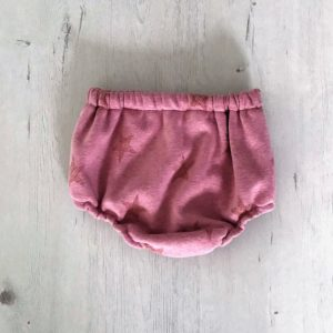 culotte rosa estrellas