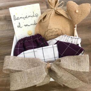 cesta regalo bebe 6 meses