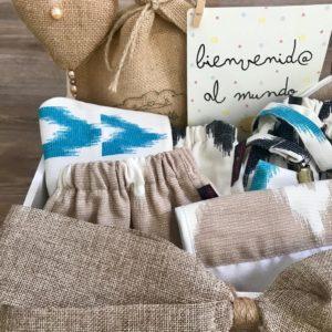 cesta regalo bebe 12 meses