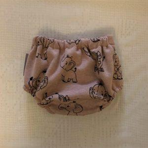 culotte rosa elefantes