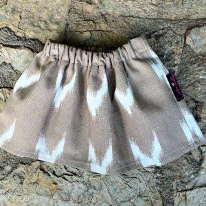 falda infantil