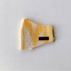 mask amarilla